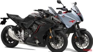 Novidades 2021: Honda CB 1000 X em desafio à Multistrada e S1000 XR thumbnail