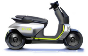 Scooter elétrica da Husqvarna será lançada em 2021 thumbnail