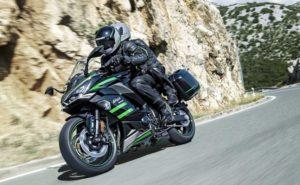 Kawasaki: Novas cores e mais opções na Ninja 1000SX thumbnail