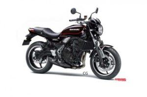 Kawasaki pode vir a lançar uma Z650 RS em 2021 thumbnail