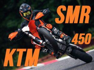 KTM 450 SMR – Pronta a rugir no regresso às pistas thumbnail