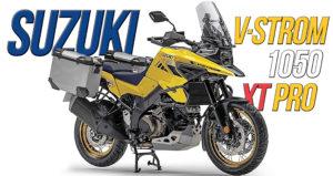 Suzuki V-Strom 1050 XT Pro – Ainda mais aventureira thumbnail