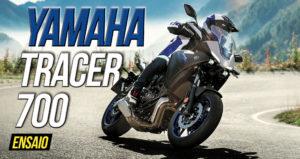 Ensaio Yamaha Tracer 700 – Ligeira e polivalente thumbnail