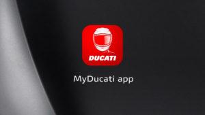 MyDucati App: Para um acesso fácil ao universo Ducati thumbnail