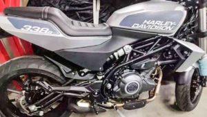 A primeira imagem da Harley-Davidson 338 R thumbnail