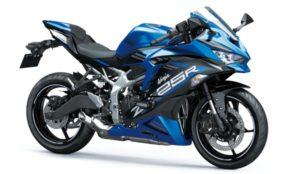 Tetraciclídricas japonesas de 250/400cc na Europa. Regresso? thumbnail