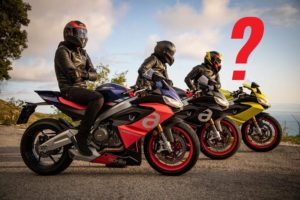 Quais as concorrentes da nova Aprilia RS 660? thumbnail