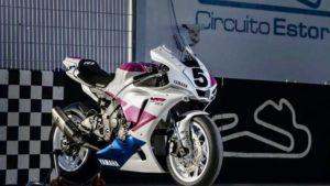 "Yamaha R1 ""Réplica Piro"" –  No Estoril a moto tributo a Fabrizio Pirovano thumbnail"