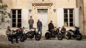 Os 4 vencedores da competição Yamaha Yard Built 2020 thumbnail