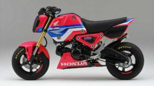 Honda MSX 125 Grom: Cores do HRC num 'bombom' desportivo thumbnail