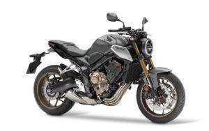 Honda CB650R 2021 com nova forquilha Showa e certificação Euro 5 thumbnail
