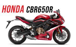 Honda CBR650R melhorada na ciclística, suspensão e com Euro 5 thumbnail