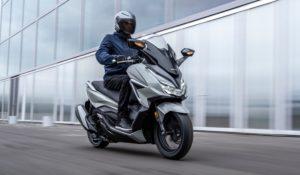 Nova Honda Forza 350: Melhorar o bom para muito bom! thumbnail