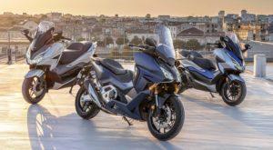 Honda alarga gama de scooters com as novas Forza 750 e Forza 350 thumbnail