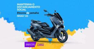 Campanha Yamaha – Oferta 100% na legalização e preço especial na compra da NMax thumbnail