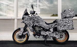 Indústria – Nova CF Moto MT 800 com o motor das KTM 790 Adventure e Duke thumbnail