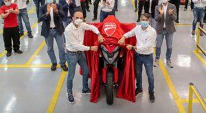 Ducati Multistrada V4 será mais leve e mais potente – 170 CV! thumbnail