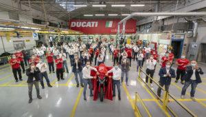Ducati Multistrada V4, a primeira moto no mundo com radar dianteiro e traseiro thumbnail