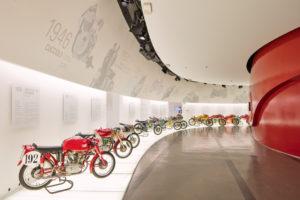 Museu Ducati reabre e são retomadas as visitas à fábrica thumbnail