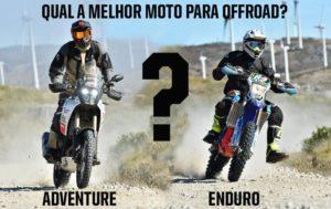 Será uma Adventure, a melhor moto para offroad? thumbnail
