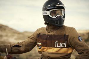 Fuel Rally Marathon – Um blusão vintage com modernas proteções thumbnail