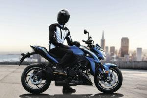 Novas cores para a Suzuki GSX-S 1000 thumbnail