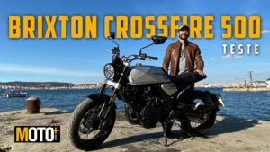 Teste Brixton Crossfire 500, as Cool as it gets (Video) thumbnail