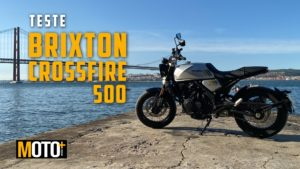 Teste Brixton Crossfire 500, as Cool as it gets thumbnail