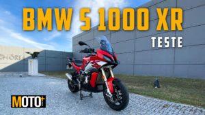 Teste BMW S1000XR, a desportiva mais turística da marca alemã thumbnail