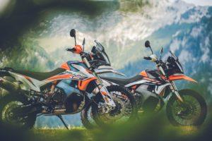 Os novos horizontes das KTM 890 Adventure R Rally e KTM 890 Adventure R 2021 thumbnail