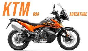 Novidades – Chega a nova KTM 890 Adventure thumbnail