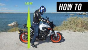 Hwo To: A moto com a altura certa para a sua altura thumbnail