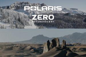 Polaris e Zero Motorcycles unidas para produzir veículos elétricos thumbnail