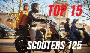 Top 15 – Scooters 125 / Um veículo de excelência para o dia-a-dia thumbnail