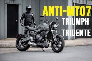 Trident, um modelo para potenciar a Triumph no mercado thumbnail