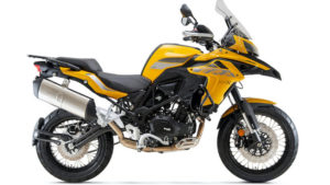 Novidades – Benelli TRK 502 X recebe Euro5 sem perder performances thumbnail