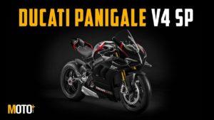 Nova Panigale V4 SP – Apresentação Vídeo thumbnail