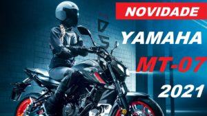 Yamaha MT-07 2021 – Muda por fora e fica a essência! thumbnail