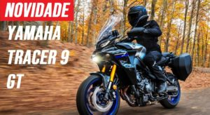 Yamaha Tracer 9 GT 2021: Para viajar em Classe Executiva thumbnail