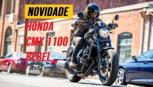 Honda CMX 1100 Rebel, a bobber maior! thumbnail