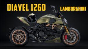 Ducati Diavel 1260 Lamborghini – Uma criação única thumbnail