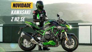Kawasaki Z H2 SE 2021: A predadora extrema de Akashi thumbnail