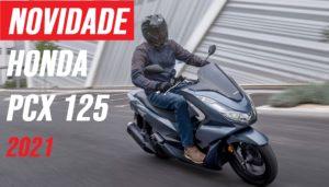 Honda – Nova PCX 125 ganha em maturidade, espaço e conforto thumbnail