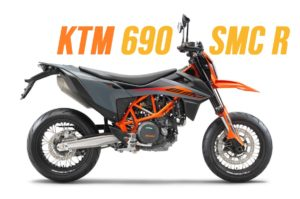 KTM – 690 SMC R 2021: Para o compromisso perfeito! thumbnail