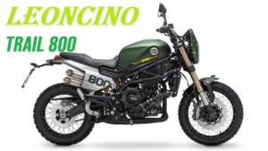Benelli – Leoncino Trail 800: 'Clássica Moderna' inspirada no TT thumbnail