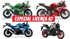 Dossier – As melhores motos do mercado para a Licença A2 thumbnail