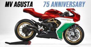 MV Agusta – 75 horas para reservar a Superveloce 75th Anniversary! thumbnail