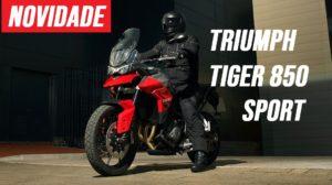 Triumph – Tiger 850 Sport: uma nova Adventure fácil e intuitiva thumbnail