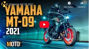 A nova Yamaha MT-09 2021 – apresentação vídeo thumbnail