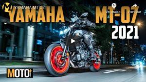 Yamaha MT-07 2021 – apresentação vídeo thumbnail